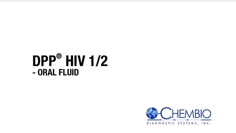 Video (Oral Fluid Sample)* For Export